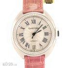 Cartier NEU -30% Clé de Cartier WJCL0014 Weißgold Diamanten 35 mm