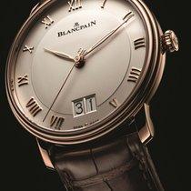 Blancpain [NEW] Villeret Grand Date 40mm Mens 6669-3642-55B