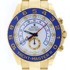 Rolex Yacht-Master II Yellow Gold Ceramic Bezel 44MM Watch 116688