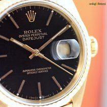 Rolex Datejust 36mm 18k Gold on 18k Gold President Bracelet