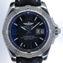 Breitling Mans Automatic Wristwatch Cockpit Galactic Certifie...
