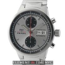 IWC GST Chronograph Prada Steel 40mm LTD ED XXXX/2000 Ref. IW3708