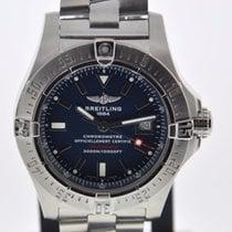 Breitling AVENGER SEAWOLF  2 YEAR FELDMAR WATCH COMPANY...