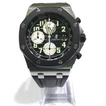 Audemars Piguet Royal Oak Offshore Rubber Clad Chronograph