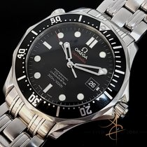 Omega Seamaster 41mm Diver Co-Axial Chronometer Automatic