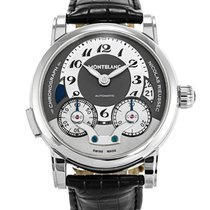 Montblanc Watch Nicolas Rieussec 102337