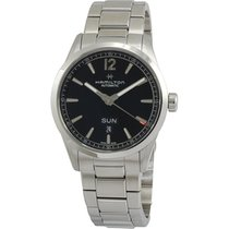 Hamilton Broadway Black Dial Automatic Men's Watch H43515135