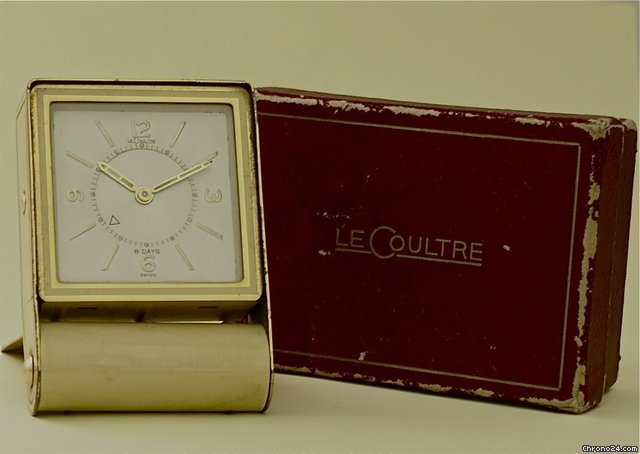 Jaeger-LeCoultre Sveglia da viaggio Le Coultre