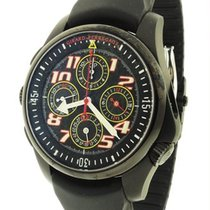 Girard Perregaux Coated & Ceramic Auto Date Chronograph...