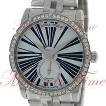Roger Dubuis Excalibur Ladies 36mm Automatic, White Dial -...