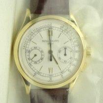 Patek Philippe Chronograph 18 KT Yellow Gold, REF. 5170J, NOS,...