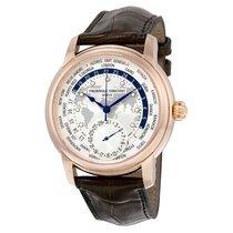 Frederique Constant Men's Worldtimer Automatic Watch