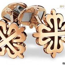 Patek Philippe Calatrava Cross Cufflinks Rose Gold - 205.9083R5