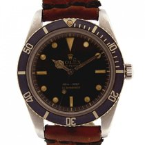 Rolex Sub James Bond gold graphic 5508