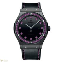 Hublot Classic Fusion Automatic Ceramic Ladies Watch