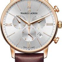 Maurice Lacroix Eliros EL1098-PVP01-111-1 Herrenchronograph...