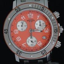 Hermès Clipper Orange