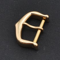 Cartier solid 18k gold Tang buckle (inner 14mm)