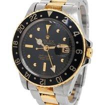 勞力士 (Rolex) 18K Gold/SS Oyster Perpetual Date GMT-Master 1675