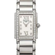 Patek Philippe Twenty~4 Small 18K White Gold Diamonds Ladies...