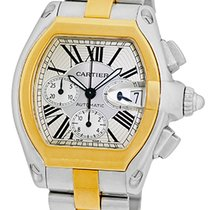 """Cartier """"Roadster"""" Automatic Chronograph."""