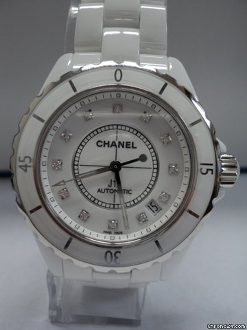 Chanel J12 Auto. 38mm H1629 Unworn with papers