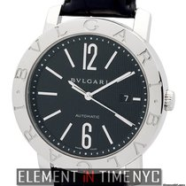 Bulgari 42mm Stainless Steel Automatic Ref. BB42SL