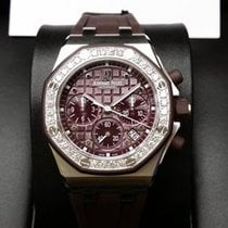 Audemars Piguet 26048SK Royal Oak Offshore Chronograph Lady...