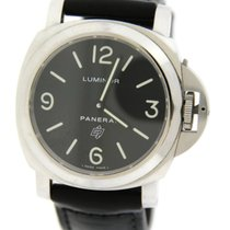 Panerai Luminor Logo Stainless Steel