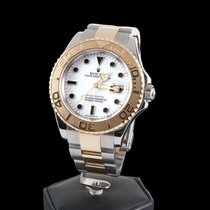 Rolex YACHT- MASTER STEEL AND GOLD MEN SIZE