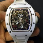 Richard Mille [NEW] RM 011 Ceramic Asia Limited Edition Blue Date