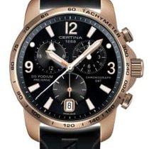 Certina DS Podium Precidrive Chronograph GMT Aluminium...