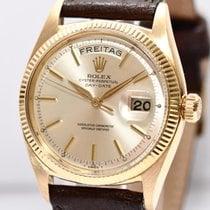 Rolex Day Date Gold Lederband von 1958 Vintage Ref.6611