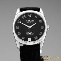 Rolex Cellini Danaos 18K  White  Gold  4233  BOX