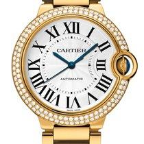 Cartier Ballon Bleu de Cartier Medium 18k Yellow Gold Watch