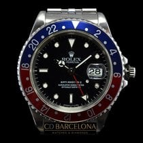 Rolex GMT-Master II 16710 Red/Blue Pepsi Box & Papers