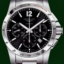 Longines Conquest Automatic Chronograph 2016 Box&Papers