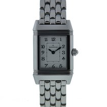 Jaeger-LeCoultre Ladies Reverso Duo Stainless Steel With...