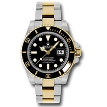 Rolex Submariner Specials Steel and Gold