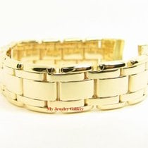 Rolex Aftermarket 18k Yellow Gold Pearlmaster band for Ladie...