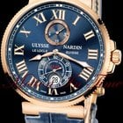 "Ulysse Nardin Maxi Marine Chronometer 43mm Rose Gold ""Roya..."
