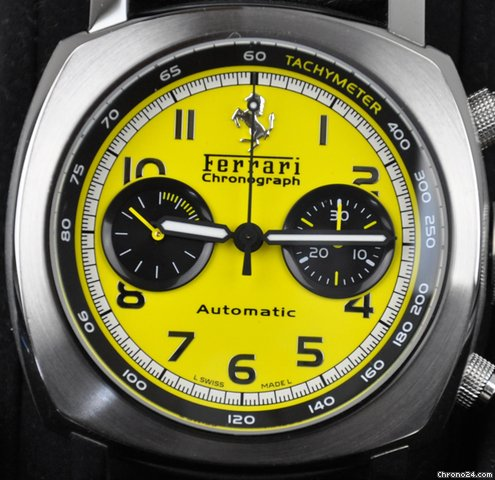 Panerai Chronograph GT Spezial Ferrari