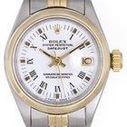 Rolex Date/Datejust Ladies Steel & Gold Automatic Watch 6916