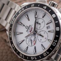 歐米茄 (Omega) Seamaster GMT Stainless Steel Vintage Watch