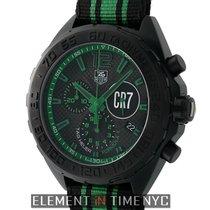 TAG Heuer Formula 1 CR7 Cristiano Ronaldo Chronograph Limited...