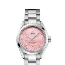 Omega Ladies 23110342057003 Seamaster Aqua Terra Watch