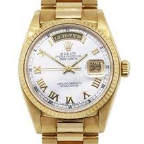 Rolex Day Date 18038 18k  Gold Presidential Watch