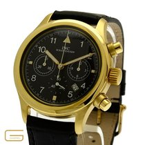 IWC Fliegerchronograph 18K.Gold Ref.3740