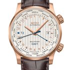 Mido Multifort Two Crowns GMT inkl 19% MWST