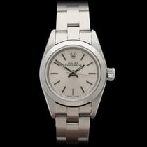 Rolex Oyster Perpetual Stainless Steel Ladies 76030